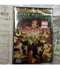 dvd Jumanji-จูแมนจี้ เกมดูดโลกมหัศจรรย์