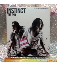 cd mga Instinct อัลบั้ม : The End