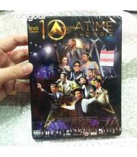 dvd 10 Years Of Atime Showbiz - Concert