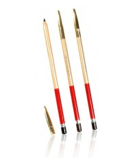 ดินสอฝามงกุฎ Annasia 1388-02 สีน้ำตาลดำ