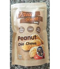 Fruit Bound Bar รสPeanut Chia Chews(5s)