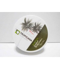 Coconut Body cream  Tropicana กลิ่นโมก 250g