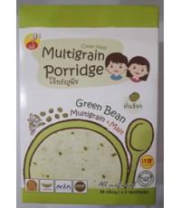 โจ๊กธัญพืชถั่วเขียว Multigrain Porridge(38g)