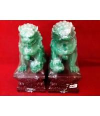 ชุด(2)สิงโต32 (หยก)