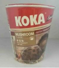 โคคาบะหมี่คัพรสเห็ด(70g)