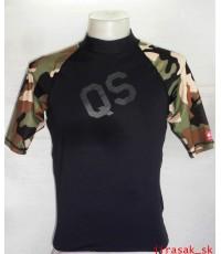 เสื้อรัดกล้ามเนื้อ QUIKSILVER รุ่น CAMO ไซส์ L