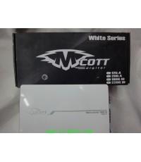 POWER MCOTT Class D White Series 1800.1D