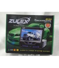 จอ POP UP 7นิ้ว ZULEX ZP-T03
