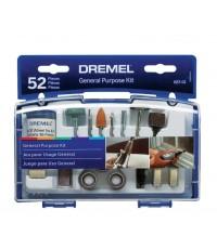 ชุดอุปกรณ์เสริมอเนกประสงค์ DREMEL รุ่น 687 52 ชิ้น