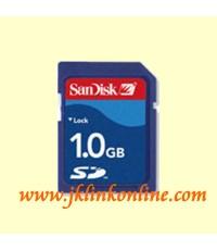 SanDisk SD Card 1GB
