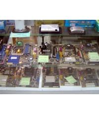อะไหล่คอมมือสองก็มีขายครับ Mainboard ,CPU, RAM, Harddisk และอื่นๆ