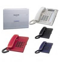 ตู้สาขาโทรศัพท์ PABX Panasonic KX-TEM 824BX