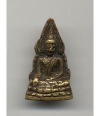 ชินราชอินโดจีน วัดสุทัศน์ พ.ศ.2485 องค์ที่ 2 พิมพ์สังฆาฏิยาว มีโค๊ต