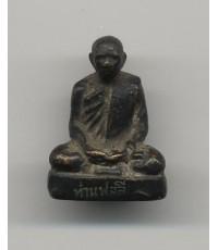 ท่านพ่อลี วัดอโศการาม รูปหล่อโบราณ พ.ศ.2508 พิมพ์นิยม องค์ที่ 2