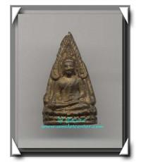 พระพุทธชินราชครึ่งซีก วัดสุทัศน์ โดยท่านเจ้าคุณศรีสนธิ์ พ.ศ.2493 รุ่นสงครามเกาหลี มีโค๊ต องค์ที่ 2