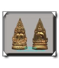 พระพุทธชินราช รุ่น 5 รอบ อินโดจีน วัดสุทัศน์ องค์ที่ 2
