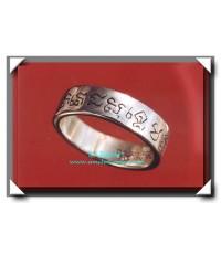 หลวงพ่อไสว วัดปราสาทพนมรุ้ง แหวนพิรอดเรียกทรัพย์เนื้อเงิน