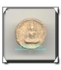 วัดประสาทบุญญาวาส พ.ศ. 2506 เนื้อผงองค์ที่ 94 พิมพ์จันทร์ลอยใหญ่ เนื้อสมเด็จบางขุนพรหมล้วนๆ