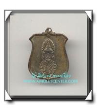 ร.9 เหรียญ รุ่น  ภ.ป.ร.เนื้อเงิน พระราชทานผู้ไปรบสงครามเวียดนาม