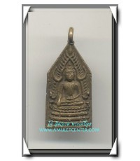 พระพุทธชินราชห้าเหลี่ยมพิมพ์ใหญ่ วัดสุทัศน์ โดยท่านเจ้าคุณศรีสนธิ์ พ.ศ.2494 องค์ที่ 3