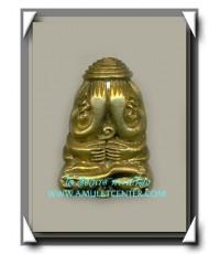 หลวงพ่อเชิญ วัดโคกทอง พระปิดตายันต์ยุ่ง เสาร์ 5 พ.ศ.2536 องค์ที่ 1