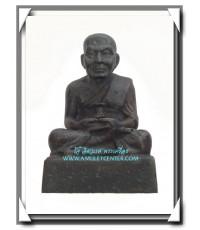 พระบูชาหลวงปู่ทวด วัดบวรนิเวศวิหาร โค๊ต ญสส. 2 ตัว โค๊ต นะ และหมายเลขกำกับ พ.ศ.2540