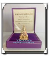 พระพุทธชินราช เฉลิมพระเกียรติ สธ. ลอยองค์ 3 กษัตริย์ พ.ศ. 2539 พร้อมกล่องเดิม (2)