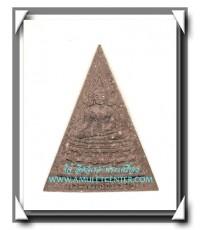 พระพุทธชินราช สธ. เฉลิมพระเกียรติ ด้านหลังบรรจุตะกรุดทองคำและหมายเลขกำกับ พ.ศ.2539 (3)