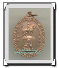 เหรียญรัชกาลที่ 5 ทรงม้า รัชมังคลาภิเศก ร.5 ฉลองศิริราชสมบัติ 50 ปี พิธีกาญจนาภิเสก ร.9