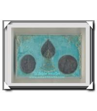 เหรียญพระแก้วมรกต ภปร.ฉลองกรุงรัตนโกสินทร์ 200 ปี ครบชุด 3 ฤดู พร้อมกล่องเดิม พ.ศ.2525(4)