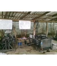 สถานที่สอนวายริ่งสายไฟรถยนต์มีเครื่องให้ทดลองทำ 18  เครื่องยนต์ TOYOTA- HONDA -NISSUN-MAZDA-MITSUBIS