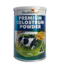 Healthway Premuim Colostrum 5000 igg น้ำนมเหลืองเพิ่มส่วนสูง กระตุ้นการสร้าง Growth Hormone
