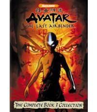 Avatar The Last Airbender Book 3 เณรน้อยเจ้าอภินิหาร หนังสือที่03 / 7 แผ่นจบ (ซับไทย)