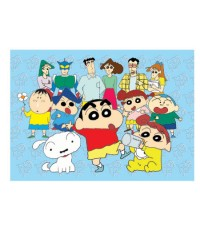 Crayon Shin-chan ชินจัง จอมแก่น ฉบับสมบูรณ์ (600 ตอน) 9 แผ่นจบ (พากษ์ไทย)