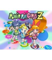 Powerpuff Girls Z Season 2 พาวเวอร์พัฟ เกิร์ลส ซี ปี 2 / 2 แผ่นจบ (ซับไทย+พากย์ไทย)