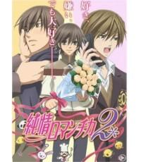 Junjou Romantica ภาค 1+ ภาค 2 / 3 แผ่นจบ (ซับไทย)