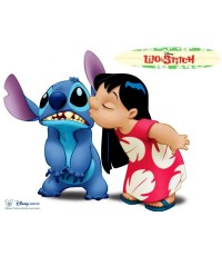 Lilo and Stitch ลีโล แอนด์ สติทช์ (ภาค 1) 1 แผ่นจบ (ซับไทย+พากย์ไทย)