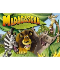 Madagascar มาดากัสการ์ (ภาค 1) 1 แผ่นจบ (ซับไทย+พากย์ไทย)