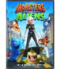 Monsters vs Aliens มอนสเตอร์ ปะทะ เอเลี่ยน (2 ภาษา)