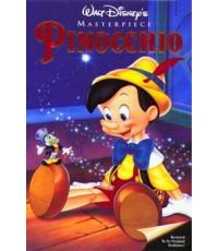 Pinocchio พินอคคิโอ (ซับไทย+พากย์ไทย) 1 แผ่นจบ
