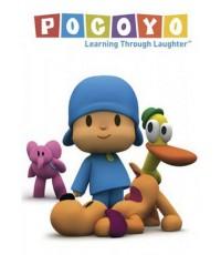 Pocoyo การ์ตูนสำหรับเด็ก 2 แผ่นจบ (พากษ์ไทย)
