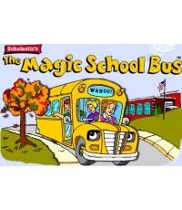 Magic School Bus 1 แผ่นจบ (พากษ์ไทย)
