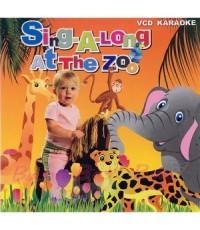Sing A long at the zoo [1 VCD Karaoke] ฝึกน้องหนูให้เก่งอังกฤษด้วยเพลงการ์ตูน 4-11 ขวบ