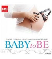 Baby to Be (MP3) อัลบั้มเพลงที่ดีที่สุดแห่งปี เหมาะสำหรับคุณแม่ที่กำลังตั้งครรภ์ DVD 1 แผ่น