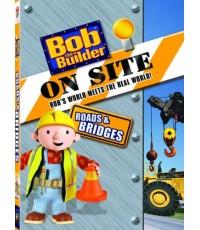 Bob The Builder Roads and Bridges บ๊อบกับงานสร้างถนนและสะพานข้าม 1 แผ่นจบ (ซับไทย+พากย์ไทย)