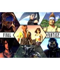 Final Fantasy X The Movie
