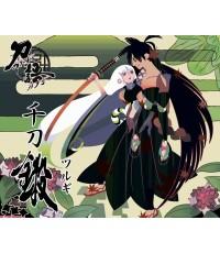 Katanagatari ตำนานรักดาบพันเล่ม 6 แผ่นจบ (ซับไทย)