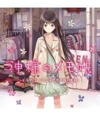 Kami-sama no Memo-cho ขบวนการนักสืบนีท (12 ตอน) 3 แผ่นจบ (ซับไทย)