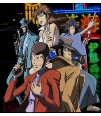 Lupin (The Great Battle to return the treasure) [ซับไทย]