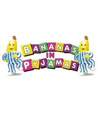 Banana In Pyjamas Year 2 กล้วยหอมจอมซน ปี 2 / 3 แผ่นจบ (พากย์ไทย)